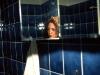 Nan Goldin: Self-Portait in my Blue Bathroom, Berlin 1991 © Nan Goldin / Sammlung Berlinische Galerie