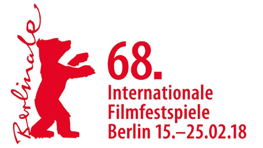 """Bildinformation Das Logo der 68. Internationalen Filmfestspielen in Berlin. - ARD-Foto.de Button © rbb/Berlinale 2018, honorarfrei - Verwendung gemäß der AGB im engen inhaltlichen, redaktionellen Zusammenhang mit genannter rbb-Sendung und bei Nennung """"Bild: rbb/Berlinale 2018"""" (S2+). rbb Presse & Information, Masurenallee 8-14, 14057 Berlin, Tel: 030/97 99 3-12118 oder -12116, pressefoto@rbb-online.de"""