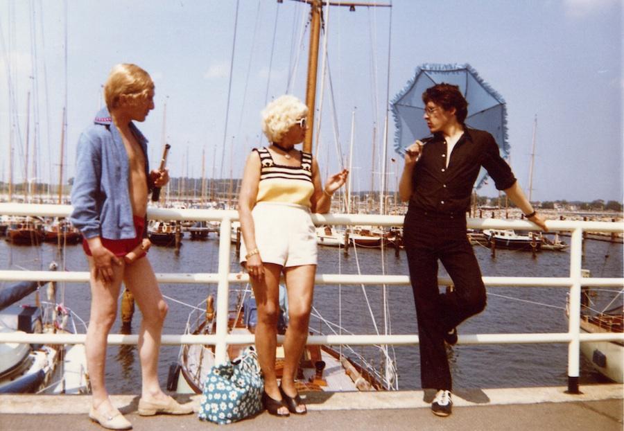 Filmstill aus Die Bettwurst (1971) von Rosa von Praunheim | © Rosa von Praunheim