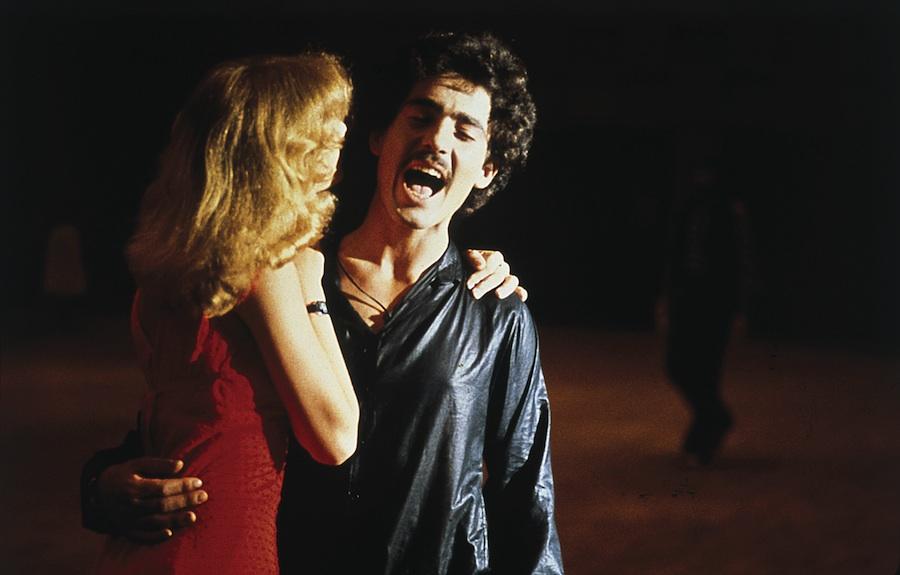 Filmstill Nicola Zarbo und Brigitte Tilg in Palermo oder Wolfsburg (1980) von Werner Schroeter | © Filmgalerie 451